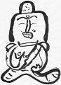 曹洞宗 五葉山 宝光寺 の イメージキャラクター なむーくん